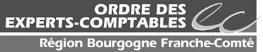Logotype Ordre des Experts-comptables - Région Bourgogne Franche-Comté